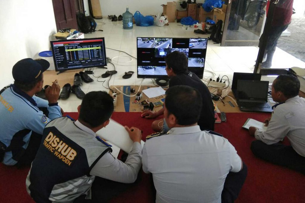 CCTV NETWORKING