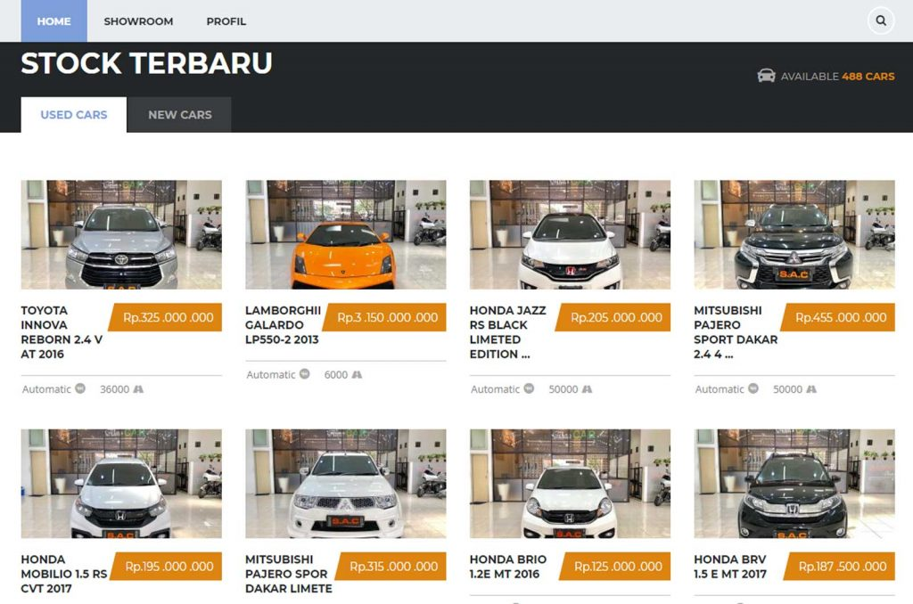 WEB-PROJECT AUTO CAR